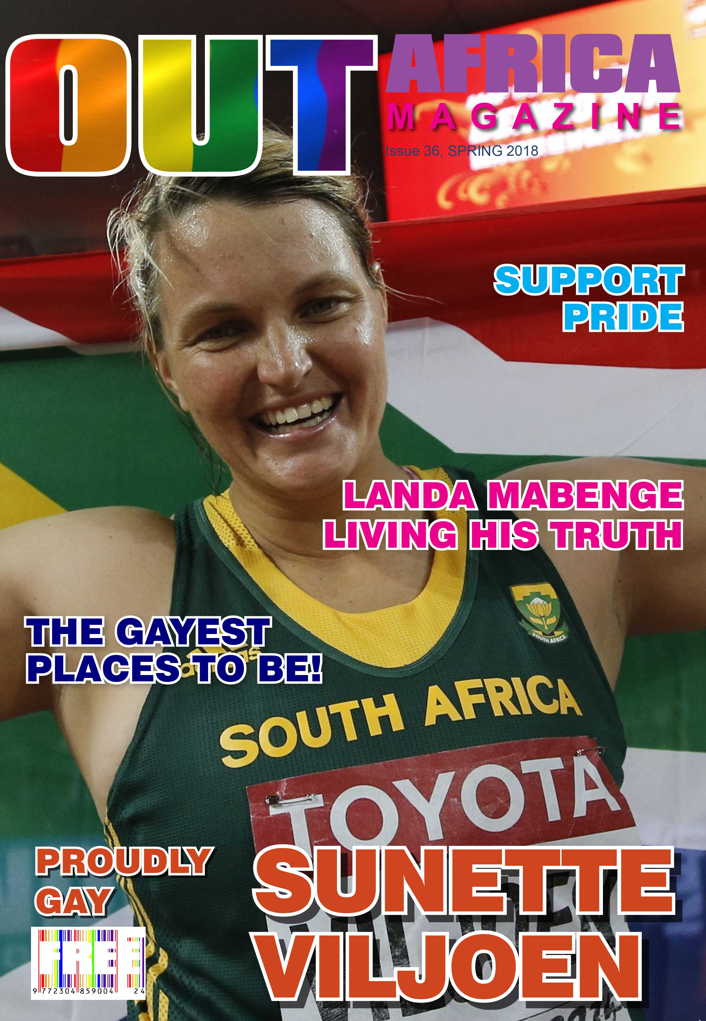 Cover Issue 36