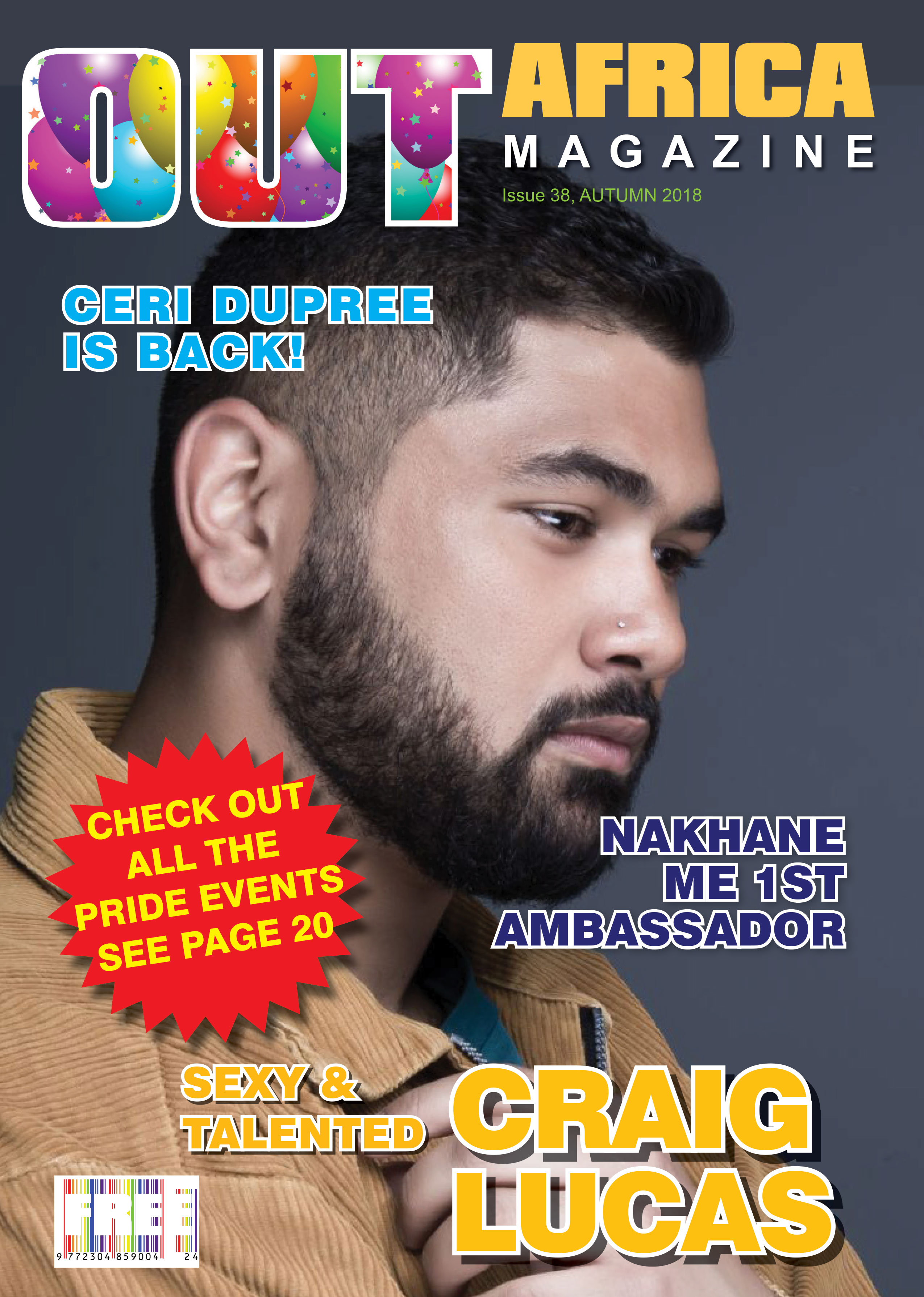 Cover Issue 38
