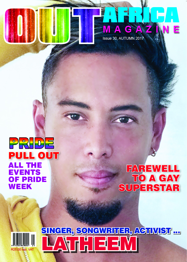 Cover OUT Issue 30